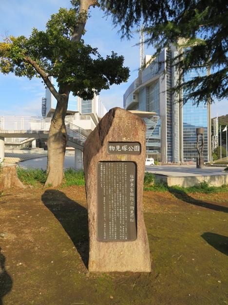 伝 伊東家屋敷跡(伊東市営 物見塚公園)