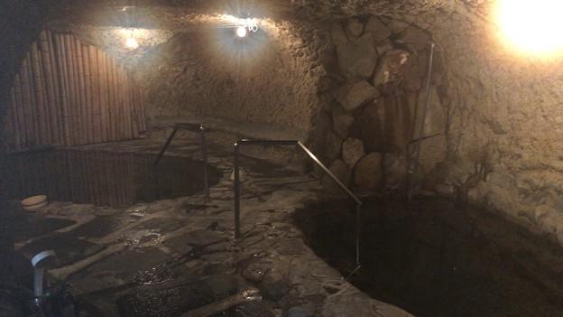 ブリーズベイ修善寺ホテル(伊豆市)岩窟風呂