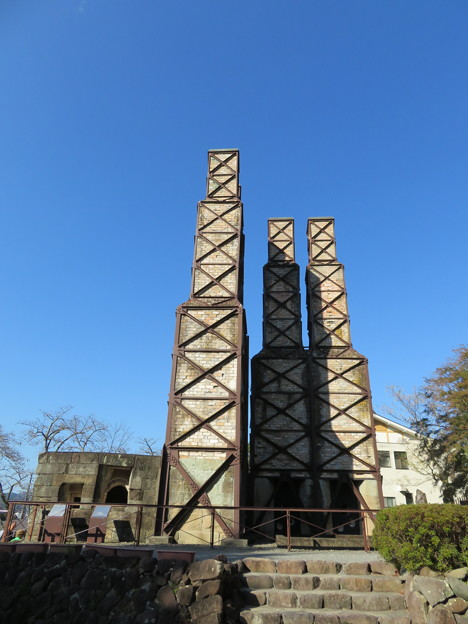 韮山反射炉(伊豆の国市)