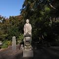 Photos: 本立寺(伊豆の国市)江川英龍像