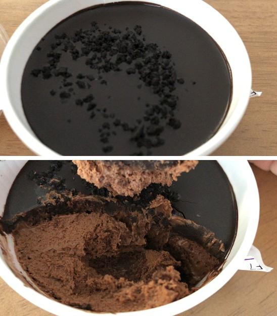 ファミマスイーツ デビルズチョコケーキ