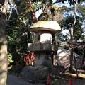 久伊豆神社(越谷市)大灯籠