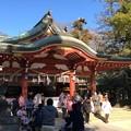 久伊豆神社(越谷市)拝殿
