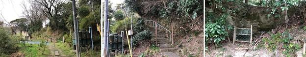 Photos: 杉本城/杉本寺(鎌倉市)遺構(私有地につき立入禁止)