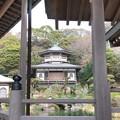 光明寺(鎌倉市)大聖閣・記主庭園