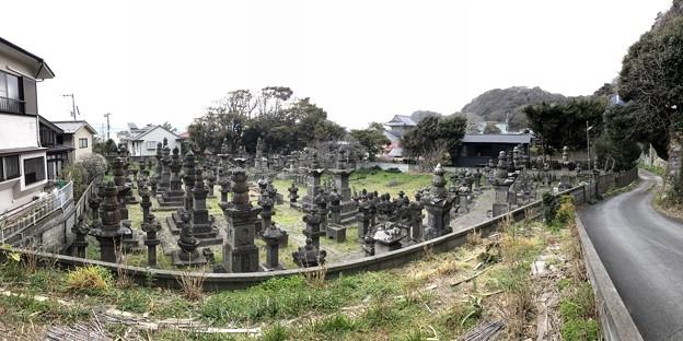 Photos: 光明寺(鎌倉市)内藤家墓所