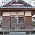 大蔵館/大蔵神社(嵐山町)八坂・稲荷・山王・浅間
