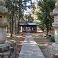 Photos: 鎌形八幡神社(嵐山町)参道