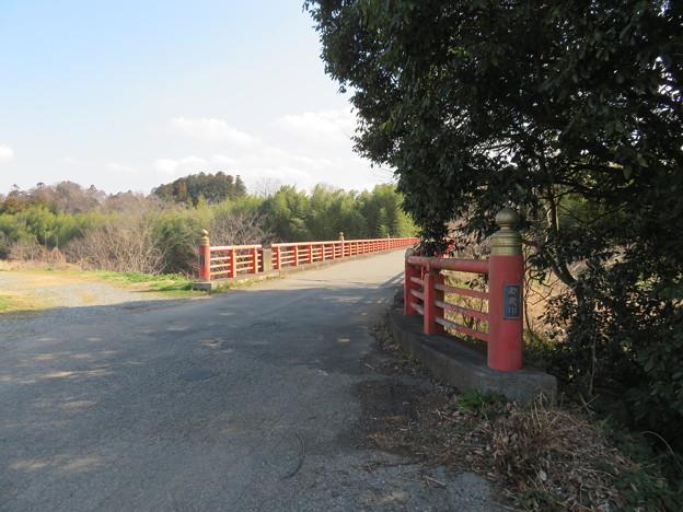 班渓寺(嵐山町)都幾川 班渓寺橋