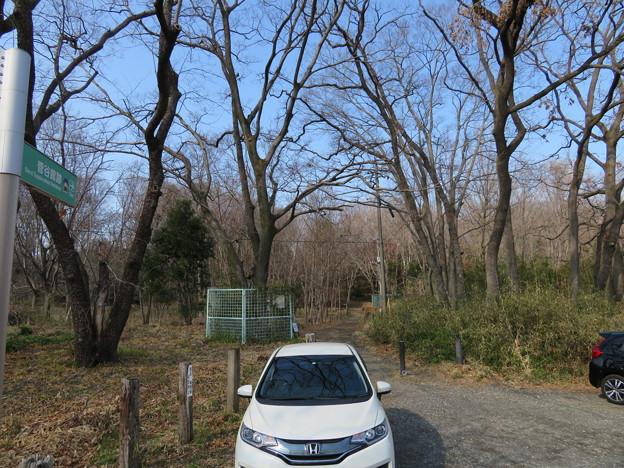 菅谷館(嵐山町)駐車場