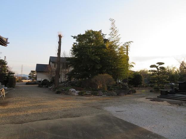 Photos: 福昌寺(児玉郡上里町)帯刀古墳群