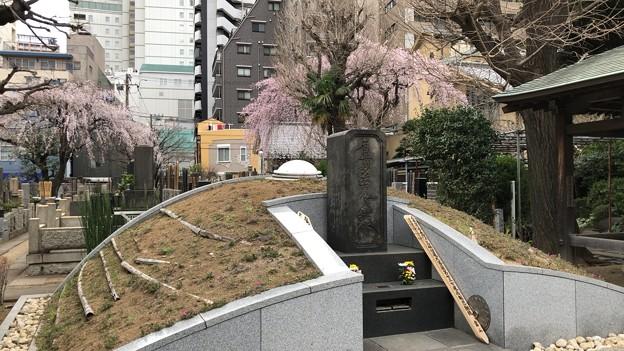 善性寺(東日暮里)墓所