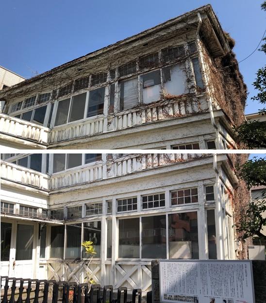 西宮邸・旧陸奥宗光邸(根岸)