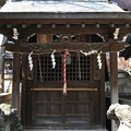 Photos: 小野照崎神社(下谷)御嶽社・三峯社(神使 狼)