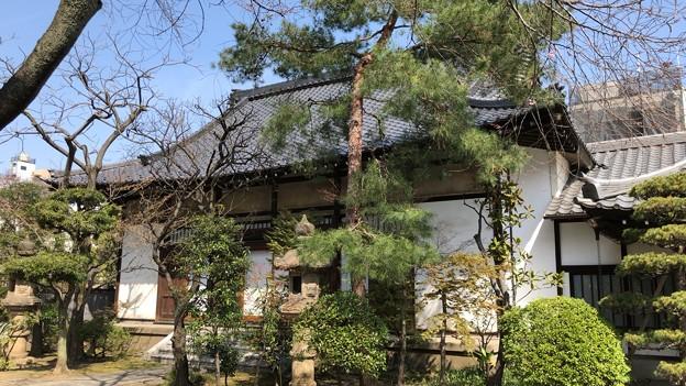 海禅寺(台東区)本堂