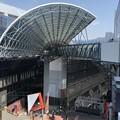 Photos: 京都駅室町小路広場(大階段・空中径路)