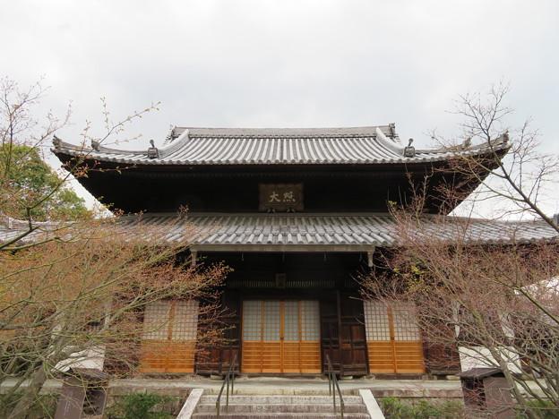 興聖寺(上京区)本堂