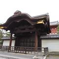大徳寺(京都市北区)勅使門