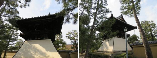 大徳寺(京都市北区)鐘楼
