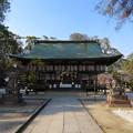 今宮神社(京都市北区)拝殿