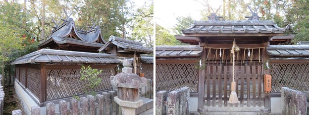 今宮神社(京都市北区)若宮社
