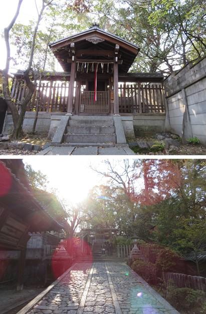 今宮神社(京都市北区)月読社