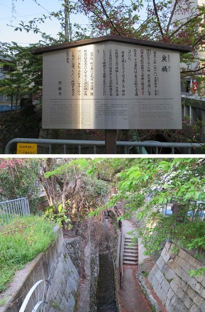 戻橋・堀川(上京区)