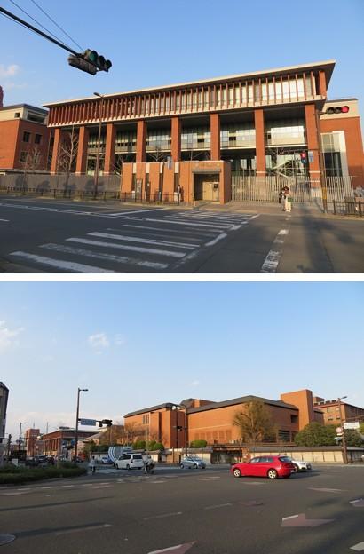 薩摩島津屋敷(上京区。同志社大学)