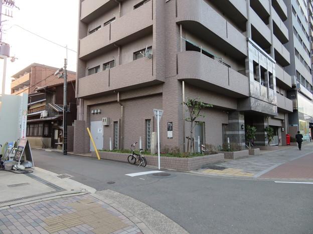 山名宗全邸跡(上京区)