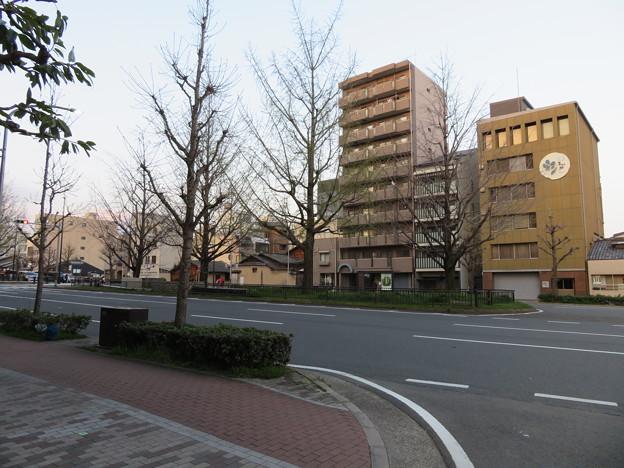 Photos: 山名宗全邸跡(上京区)より細川殿邸方向