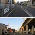 Photos: 淀城(伏見区淀本町)立ち位置三郭