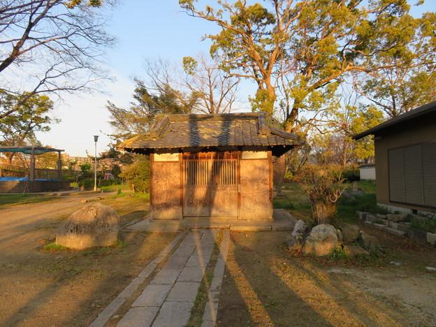 淀城(伏見区淀本町)稲葉神社