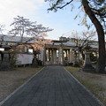 Photos: 淀城大手門桝形(伏見区淀本町)與杼神社境内