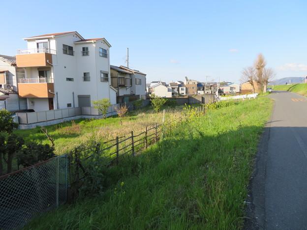 鳥羽街道(伏見区)愛宕茶屋跡