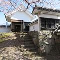 19.04.09.勝竜寺城本丸(長岡京市)多聞櫓
