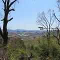 Photos: 天王山 山崎城(大山崎町)青木葉谷展望台