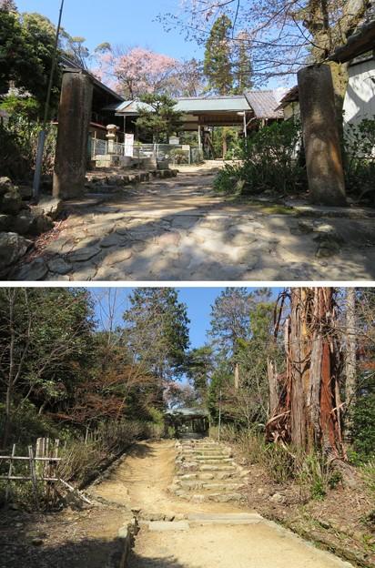 Photos: 19.04.09.天王山 山崎城(大山崎町)酒解神社