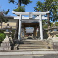 Photos: 片埜神社(枚方市)南門