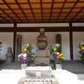 Photos: 崇禅寺(大阪市東淀川区)中、足利義教首塚