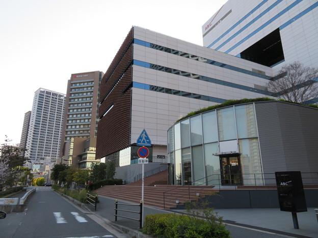 中津藩蔵屋敷跡・福沢諭吉誕生地(大阪市福島区)