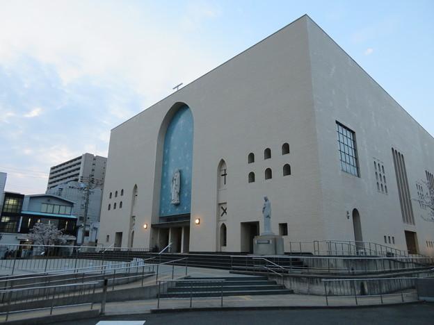 大阪カテドラル聖マリア大聖堂/細川越中守屋敷跡(中央区)