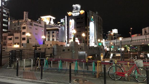 道頓堀・大黒橋(中央区)