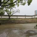 大坂城(大阪府大阪市中央区)市多聞櫓跡