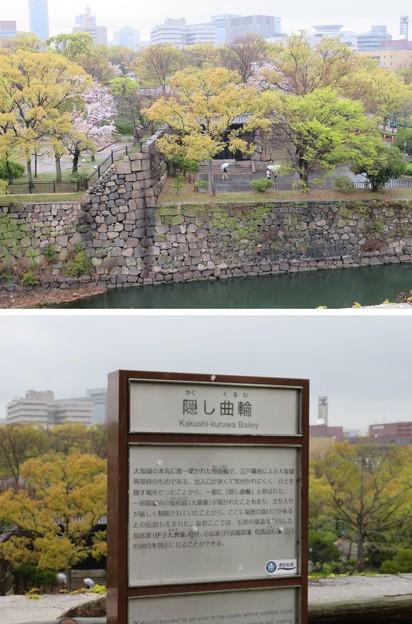 Photos: 大坂城(大阪府大阪市中央区)隠し曲輪