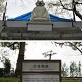 Photos: 大坂城(大阪府大阪市中央区)伏見櫓跡