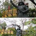 三光神社・真田丸跡(大阪市天王寺区)真田幸村像