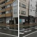 真田丸西側空堀推定地(大阪市天王寺区)