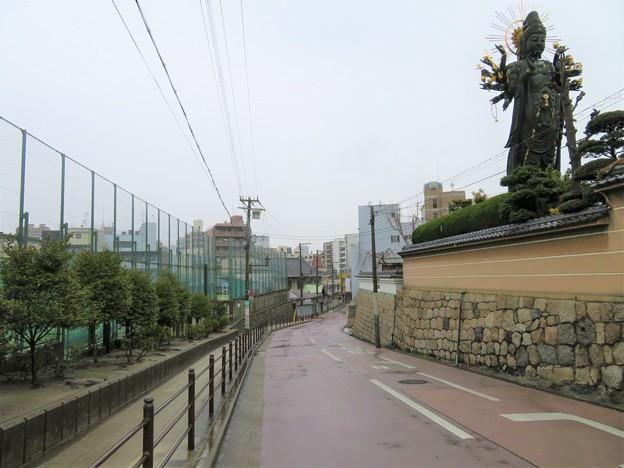 真田丸跡(大阪市天王寺区)