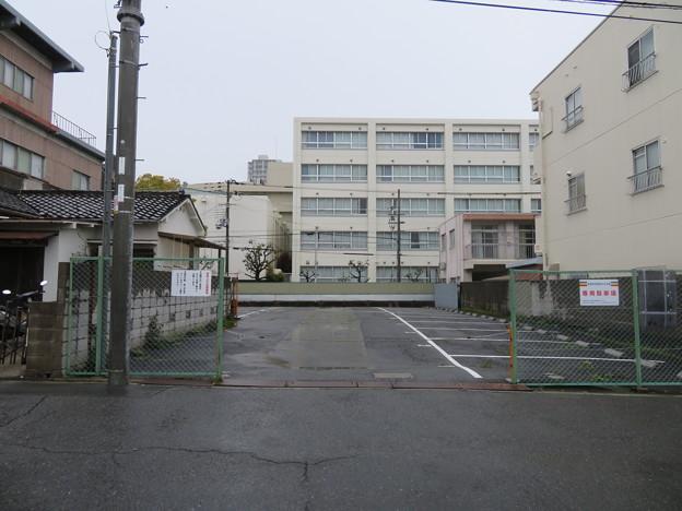 真田丸跡南面(大阪市天王寺区)