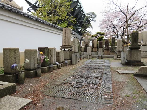 一心寺(大阪市天王寺区)会津藩士墓地
